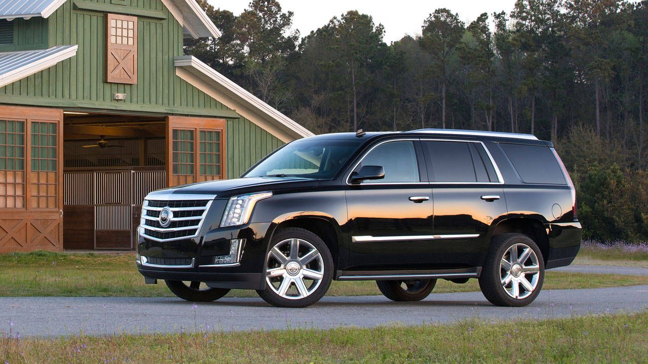 Escalade: The one name Cadillac won't change