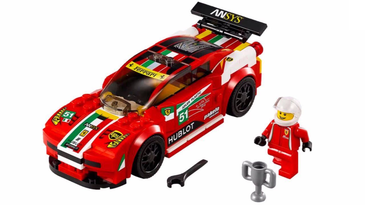 McLaren P1, LaFerrari and Porsche 918 all go LEGO in 2015