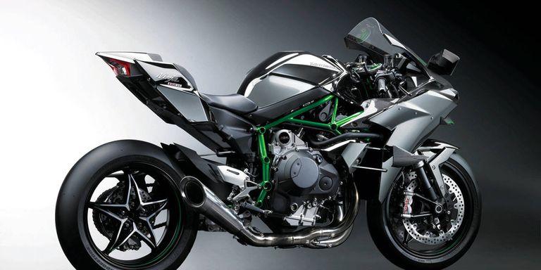 Photos 2015 Kawasaki Ninja H2R