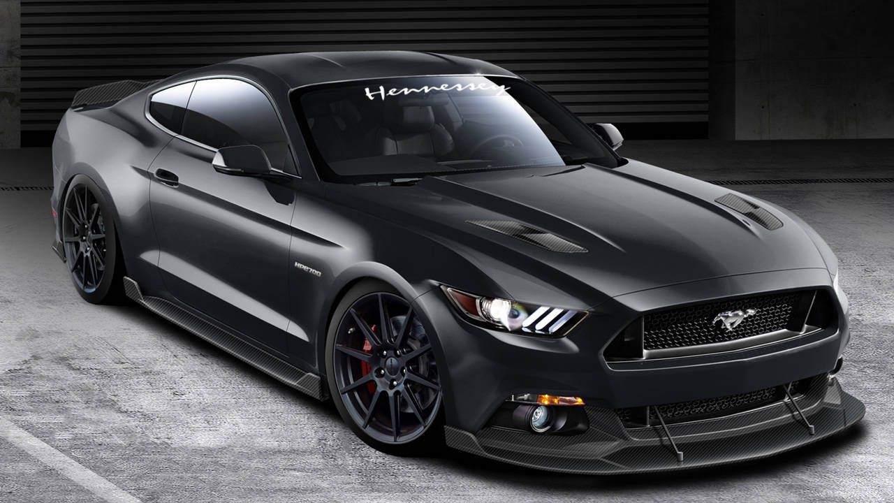 Hellcat who? Z06 what? Hennessey whips up a 717 hp Mustang