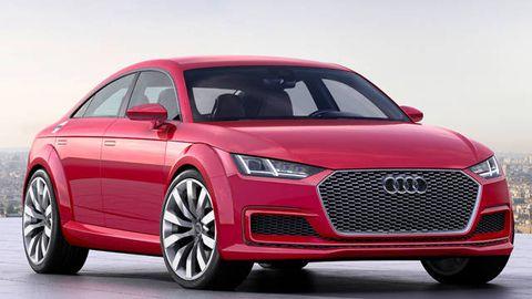 Tire, Wheel, Automotive design, Vehicle, Land vehicle, Grille, Car, Red, Hood, Alloy wheel,