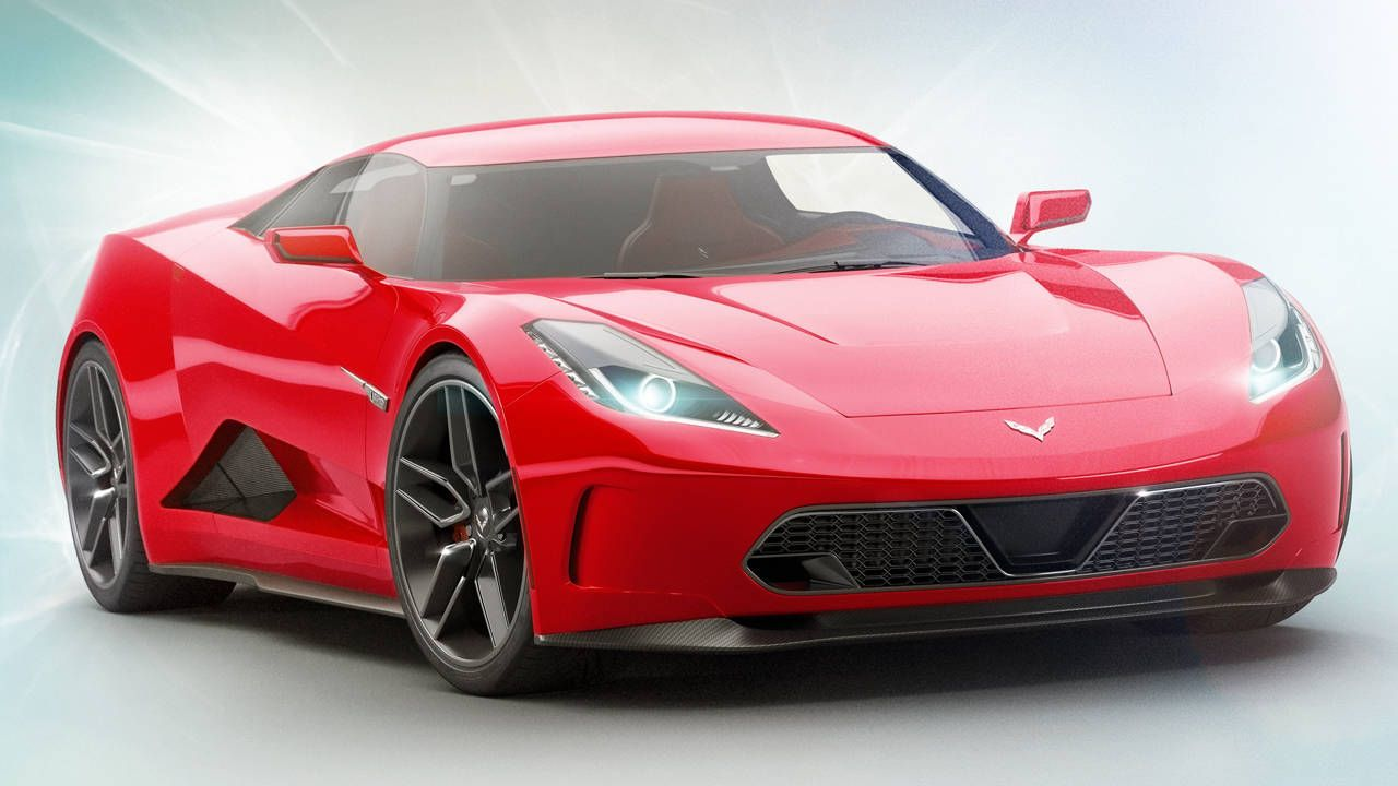 The dirt on the secret, mid-engined C8 Corvette