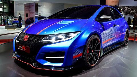 Automotive design, Vehicle, Event, Land vehicle, Car, Auto show, Exhibition, Grille, Logo, Majorelle blue,