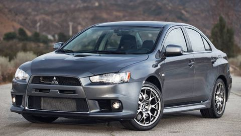 Autocar Quotes Oto As Saying It Will Be Replaced In Spirit By An Suv With High Performance He Clearly Means Crossover And Mitsubishi Has