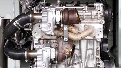 Engine, Automotive engine part, Metal, Auto part, Machine, Screw, Nut, Automotive super charger part, Automotive air manifold, Cylinder,
