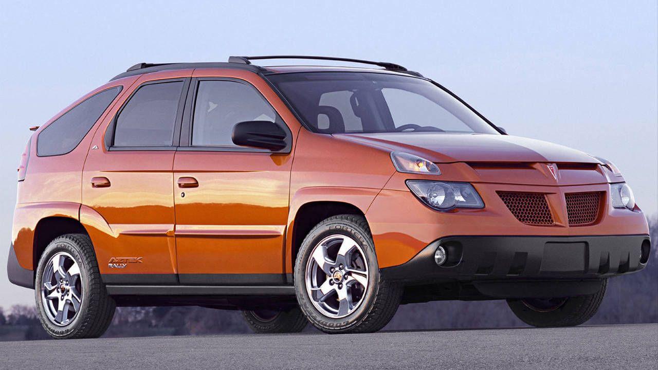 How Bad Cars Happen: The Pontiac Aztek debacle
