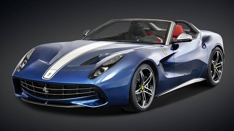 Ferrari F60 America has 730 hp, costs $2.5M, is sold out