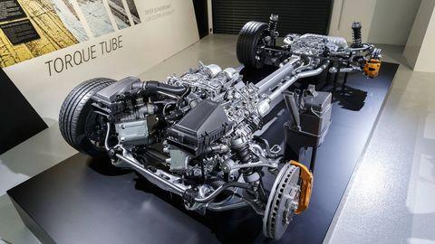 Motor vehicle, Automotive design, Automotive tire, Automotive exterior, Engine, Auto part, Automotive wheel system, Rim, Machine, Engineering,