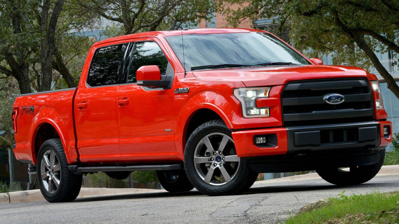 The Big Deal With Fords New F  Is The Aluminum Body With It The Material Has Hit The Mainstream It Doesnt Get Much More So Than The Bestselling