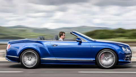 First Drive: 2015 Bentley Continental GT Speed