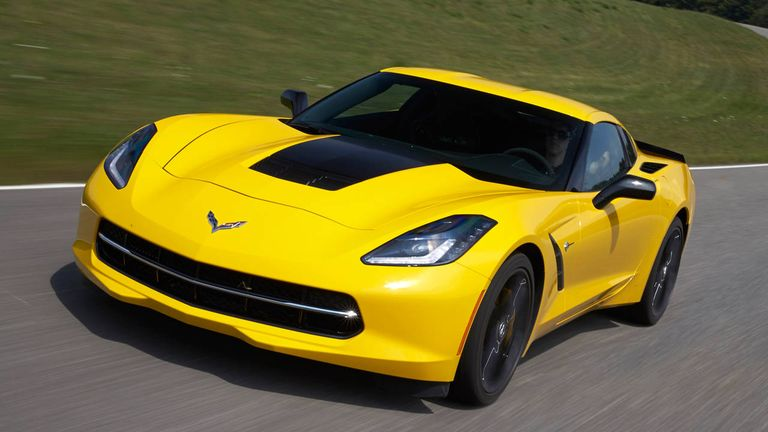 First Drive Review Chevrolet Corvette Automatic - Automatic sports cars