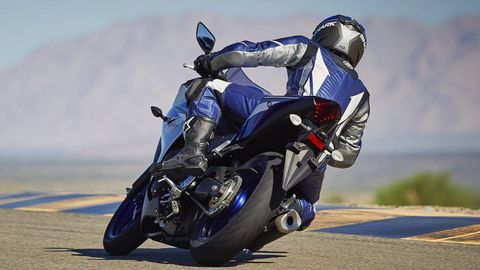 Yamaha Yzf R3 Entry Level Sportbike Coming To The Us In 2015