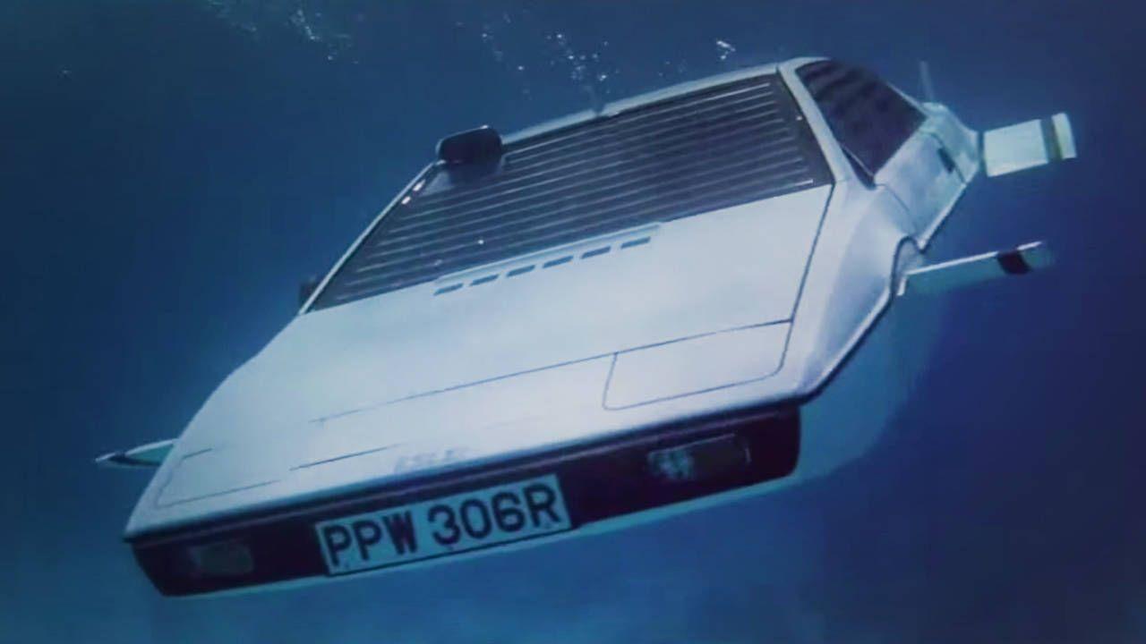 Car Auction Apps >> James Bond Lotus Esprit Submarine For Sale - Now on eBay For $1 Million