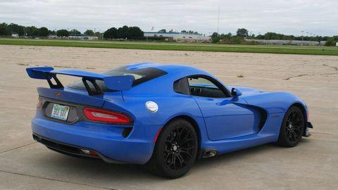 Dodge Viper For Sale >> Dodge Viper Sales Up 184 Percent After 15 000 Discount