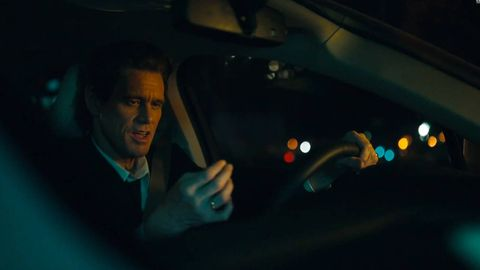 Video Jim Carrey Hilariously Spoofs Mcconaughey Lincoln Ads On Snl