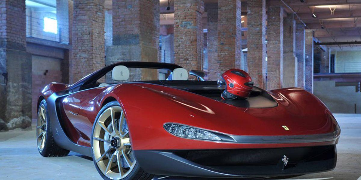 Photos Ferrari Pininfarina Sergio