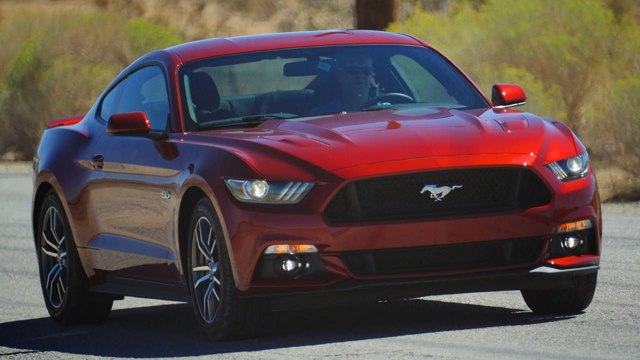 Ford dealers will offer 600+ hp supercharged 2015 Mustang GT