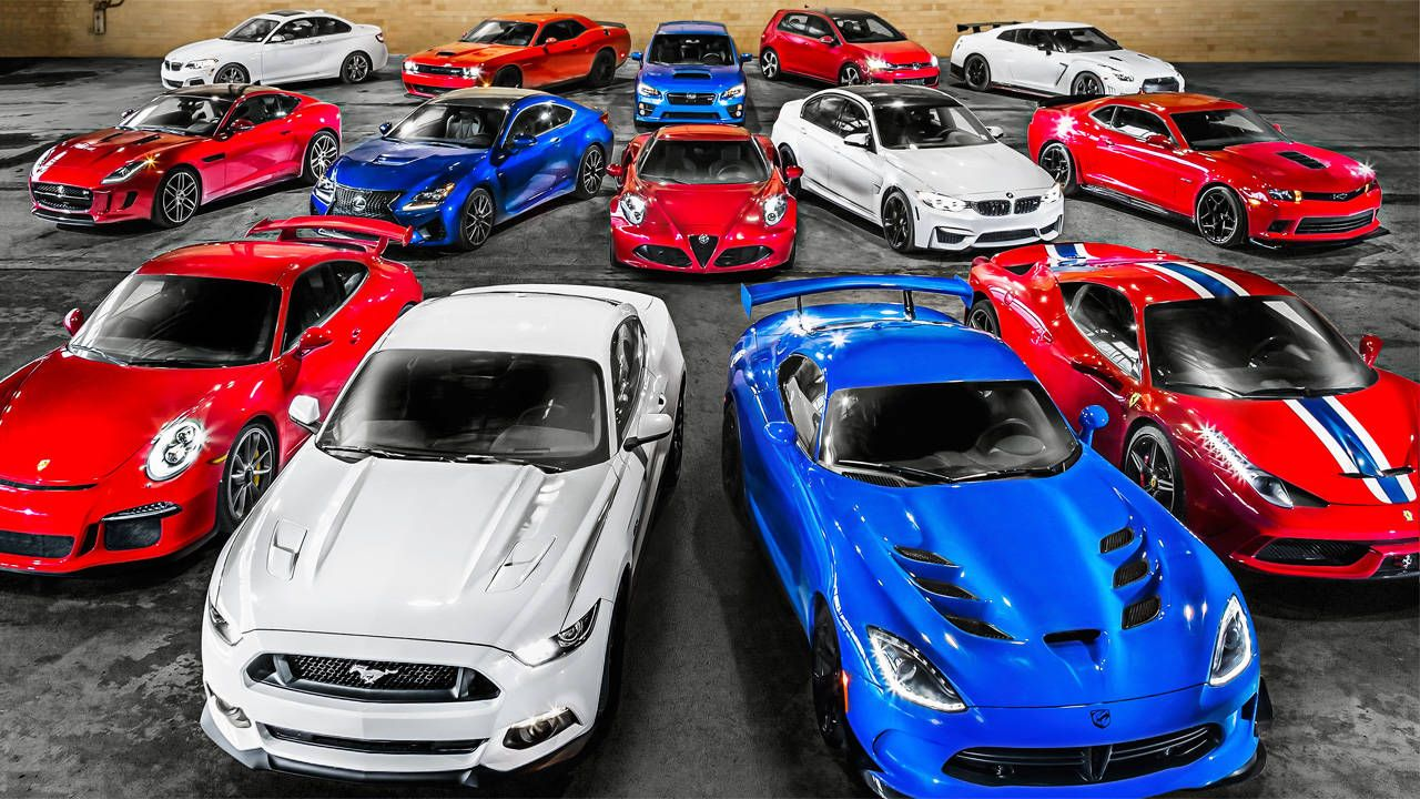 The 2015 Road & Track Performance Car of the Year
