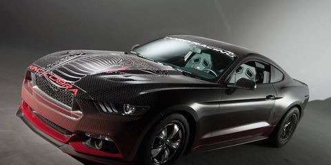 PHOTOS: 2015 Ford Racing King Cobra Mustang GT