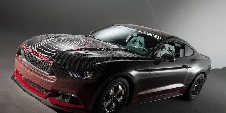 PHOTOS: 2015 Ford Racing King Cobra Mustang GT