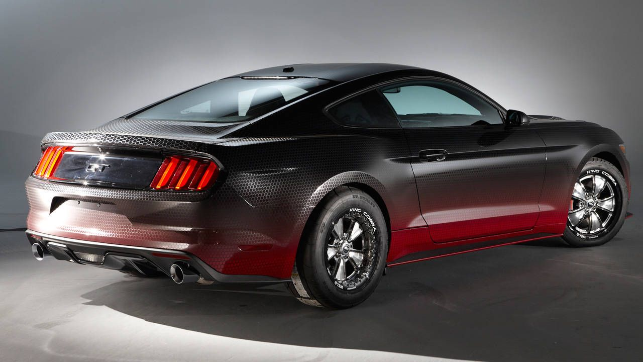 5 things we learned about the Ford Mustang King Cobra