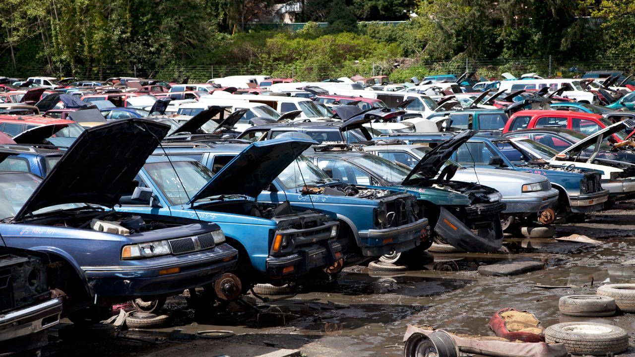 Why the self-serve American junkyard is dying