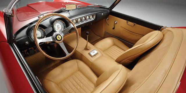 1962 Ferrari 250 Gt Swb California Spyder 2012 Monterey Auctions