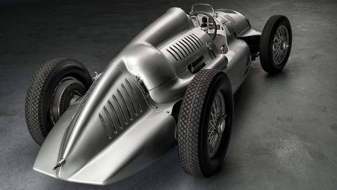 D And A Auto >> Audi Buys Their Dream Car 1939 Auto Union Type D