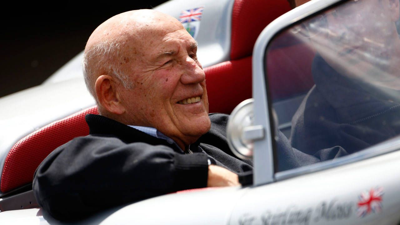 Audience With A Legend Sir Stirling Moss Speaks With Roadandtrack Com