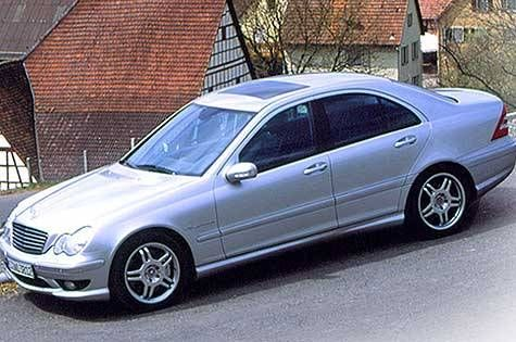 2002 mercedes benz c32 amg. Black Bedroom Furniture Sets. Home Design Ideas