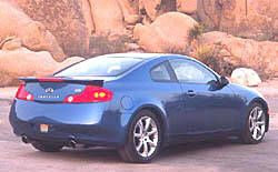Road Test Of The 2003 Infiniti G35 Sport Coupe Full Authoritative