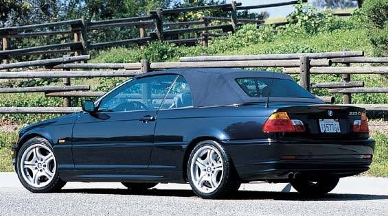 2001 BMW 330Ci Convertible