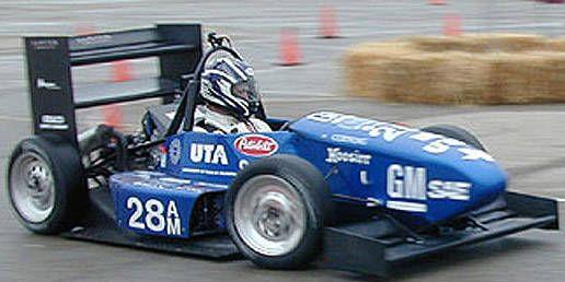 2003 Formula Sae Competition