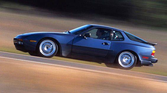 Used Car Classic 19831995 Porsche 944968
