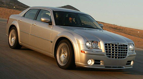 View The Latest First Drive Review Of The Chrysler 300c Srt 8 Find