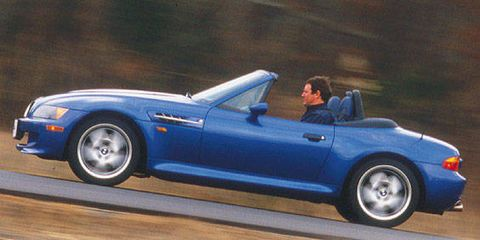 Used Car Classic: BMW Z3 Roadster &,, Coupe