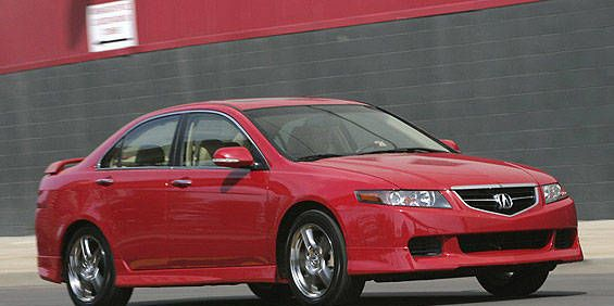 View The Latest First Drive Review Of The Acura TSX ASpec Find - Acura tsx wheel specs
