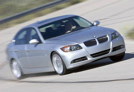 Road Test of the 2006 BMW 330i - Full Authoritative Test of the 2006 ...
