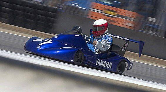 Superkarts — Super Speeds