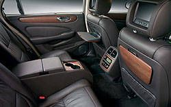 ... Where The Portfolio Really Shines Is Inside Its Richly Appointed Cabin.  The Interior Benefits From A Smartly Executed Upgrade, Which Goes The Super  V8 A ...