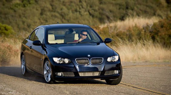 View the latest first drive review of the 2007 BMW 335i Coupe