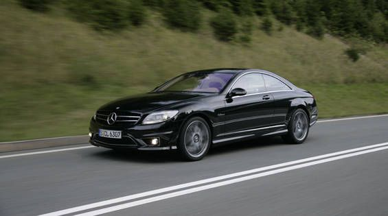 View the latest first drive review of the MercedesBenz CL63 AMG