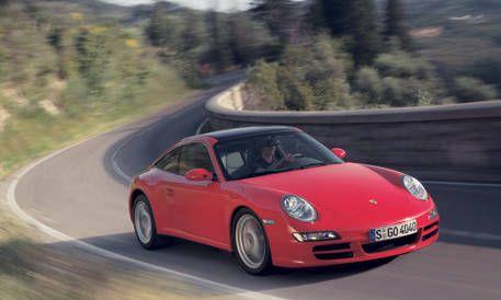 First Look At The New 2007 Porsche 911 Targa Photos And
