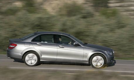 Video: 2008 Mercedes-Benz C-Class