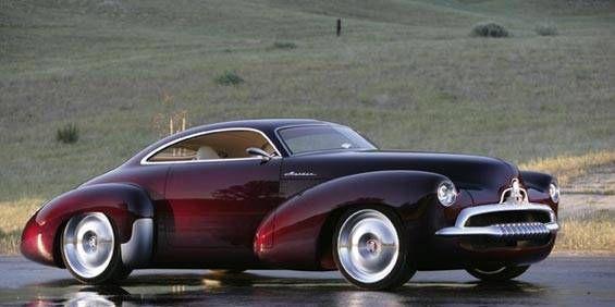 Holden Efijy Hot Rod