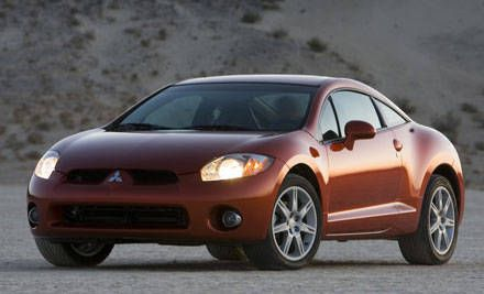 Complete Comparison Test Of The 2007 Mitsubishi Eclipse Gt And The