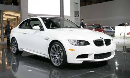 2008 BMW M3 Series Sedan