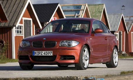 First Look at the New 2008 BMW 135i Coupe - Photos and Just