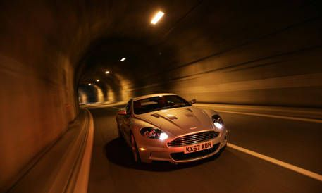 First Look At The New 2008 Aston Martin Dbs Photos And Just