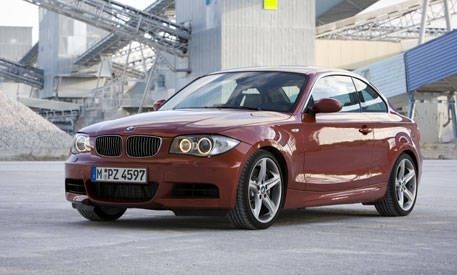 view the latest first drive review of the 2008 bmw 135i coupe find rh roadandtrack com BMW 135I Convertible BMW 1 Series Manual
